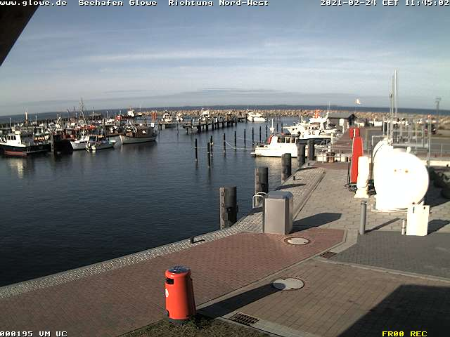 WebCam Glowe Rügen